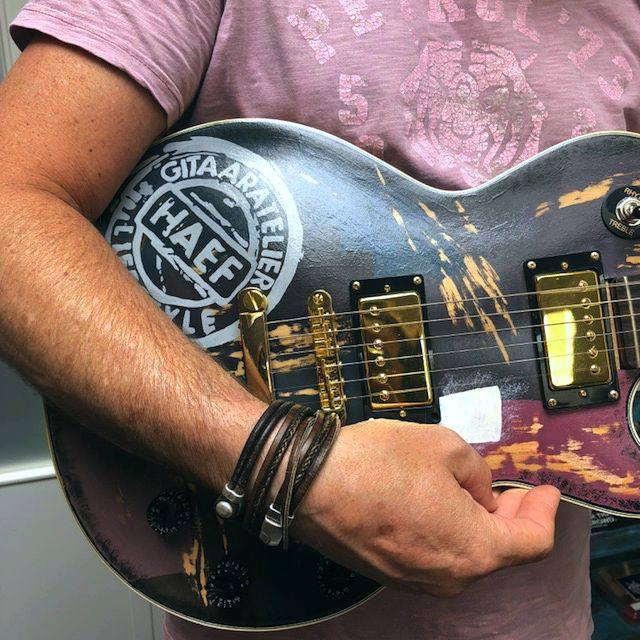 Online gitaarles 1