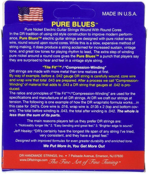 DR Pure Blues PHR 9