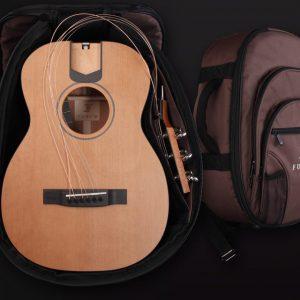 "Furch LJ 10-CM ""Little Jane"" Travel Guitar, inkl. Backpack 1"