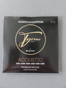 Tyrone Steel String Ac.Custom Light 011-052 Phosph.Bronze